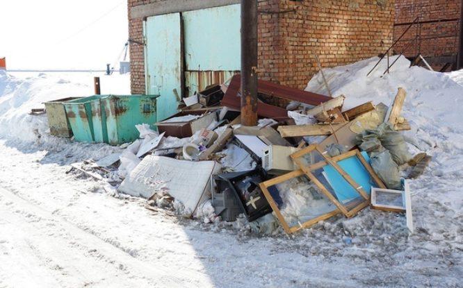 Дудинку и Таймыр очистят от свалок бытовых отходов