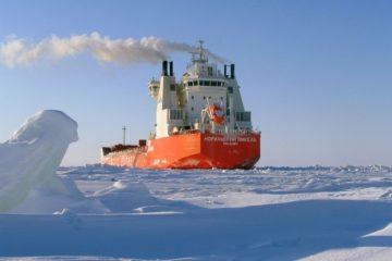 «Норникель» и «Росатом» будут развивать ледокольный флот в Арктике