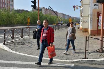 На улицах Норильска установят 911 метров ограждений