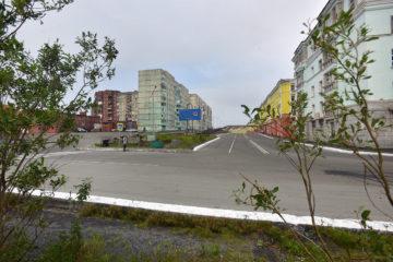 Движение по улице Комсомольской ограничили до осени