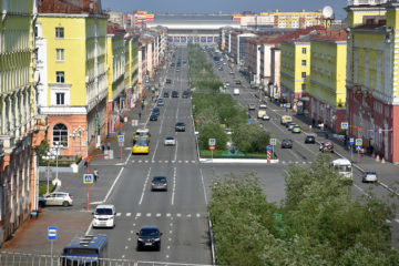 Депутаты Госдумы оценили работу Агентства развития Норильска