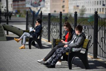 На этой неделе в Норильске обещают до 18 градусов тепла