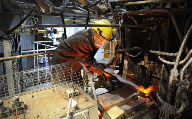 В Норильске готовятся запустить уникальный агрегат – газоэлектровагранку