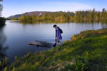 Три ЧП на воде произошли в Норильске в июне