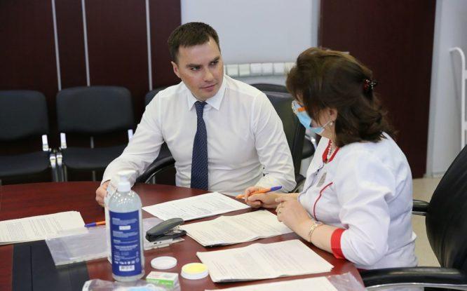 Дмитрий Карасев: «Именно сейчас важно выработать коллективный иммунитет»
