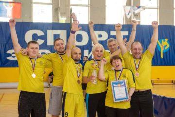 В Норильске завершились соревнования по настольному теннису