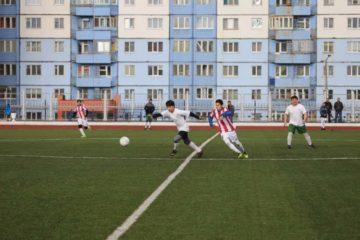 В Норильске стартует розыгрыш Кубка города по футболу