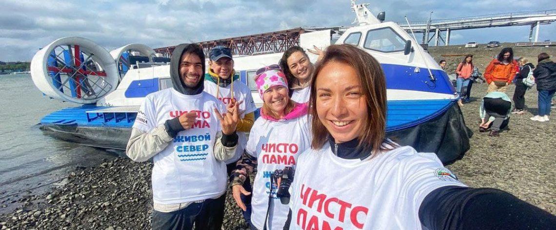 Волонтеры Норильска отправились на плато Путорана убирать мусор