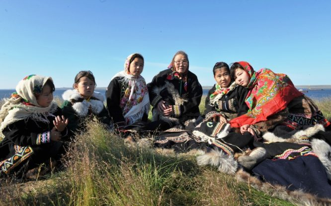 Таймырцам предлагают сохранять национальные традиции
