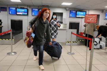 Прилетающие на Таймыр и в Норильск будут сдавать тесты на COVID-19 и соблюдать карантин