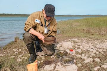 Ученые не нашли признаков загрязнения в истоке реки Пясины