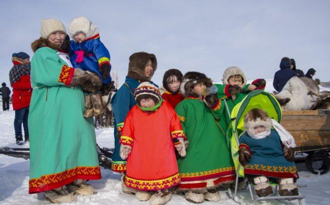 Дудинская «Школа тундровика» вышла в финал всероссийской премии