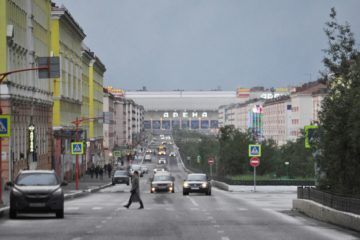 Движение на Ленинском проспекте остановят на пять суток из-за масштабных учений МЧС