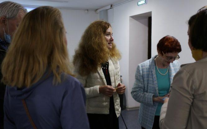 В PolArt-резиденции открывается выставка стальных «полотен» о Норильске