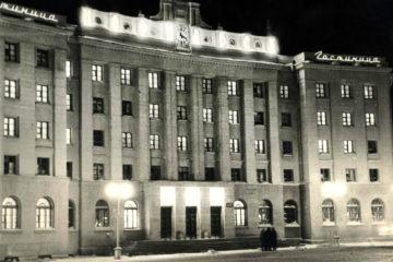 Гостиницу «Норильск» на Гвардейской площади открыли в 1960-м
