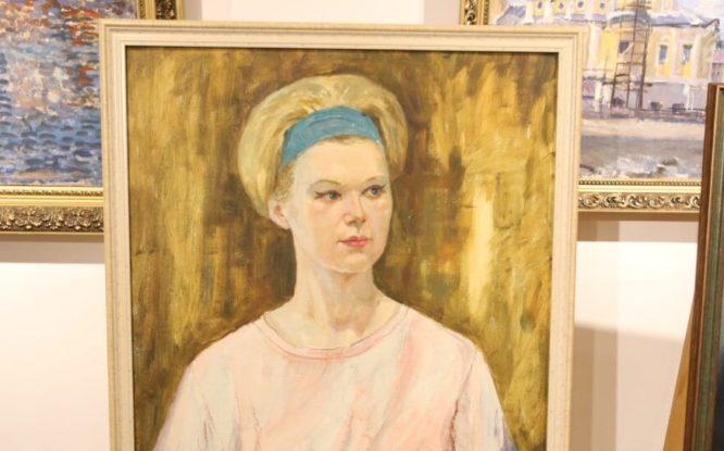 Кто эта девушка с портрета?