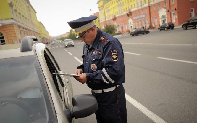 Водители края оплатили более 13 тысяч штрафов ГИБДД через почту