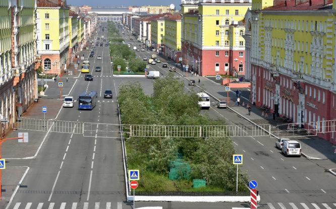Норильчане дополнили партийный проект «Норильск-2035»