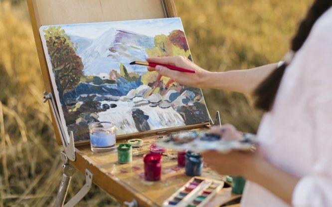 Художники Норильска и Таймыра проведут пленэр на плато Путорана