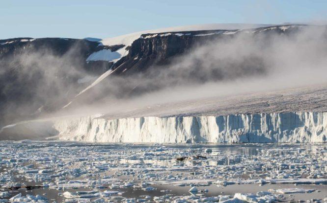 Арктическую воду хотят использовать для поиска жизни на Марсе