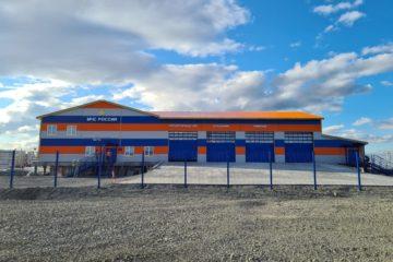 В конце года в Норильске откроют новое пожарное депо
