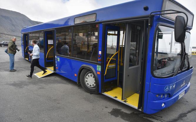 Восемь новых автобусов приобретут для НПОПАТ