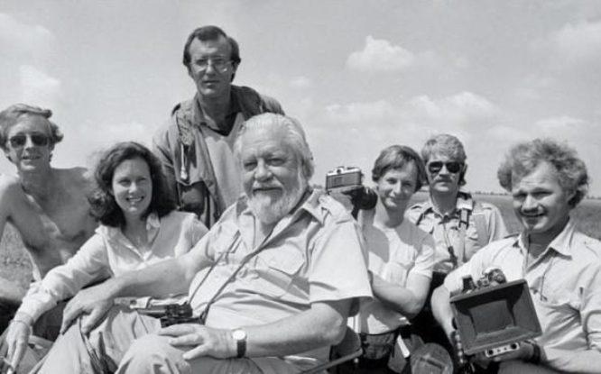 В 1985 году Таймыр посетил Джеральд Даррелл