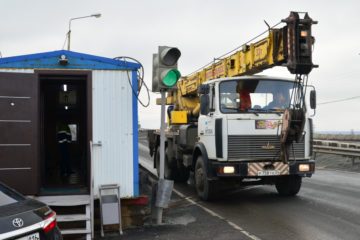 Водителям Норильска с начала года выписали больше 9000 разрешений на «сверхгруз»