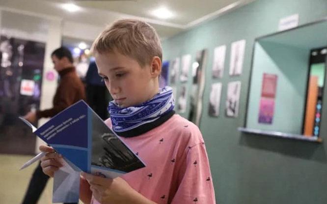 В Норильске представили фильмы о «Норникеле»