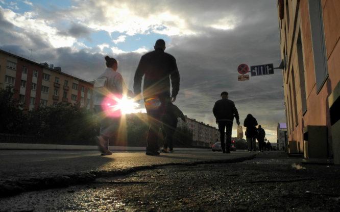 В Норильске и на Таймыре отменили особый противопожарный режим