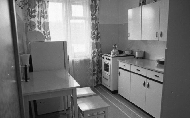 В 1963-м в квартирах норильчан появились электроплиты