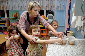 В базе вакансий Норильска почти 100 предложений для работников детсадов