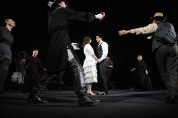 Заполярный театр драмы откроет сезон «Кровавой свадьбой»