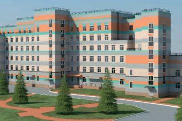 Через три года в Талнахе появится новая поликлиника
