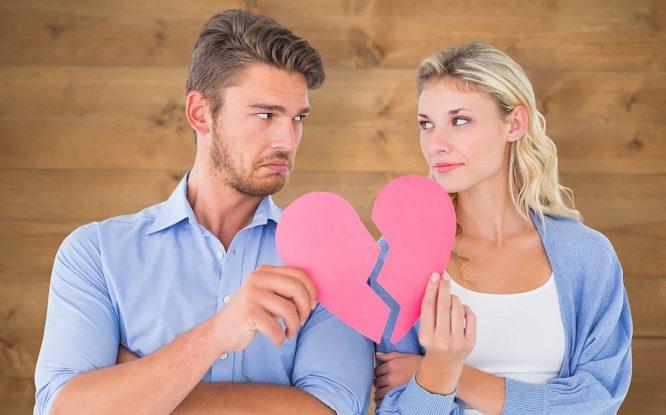 Россиянки переживают развод проще бывших мужей