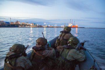 Северный флот начал масштабные учения на Таймыре
