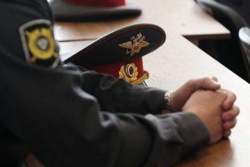 Норильский полицейский претендует на звание «Народный участковый»