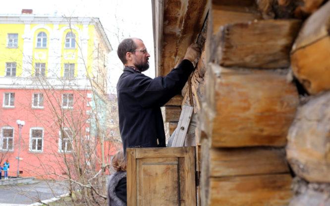 Первый дом Норильска впервые сам расскажет свою вековую историю