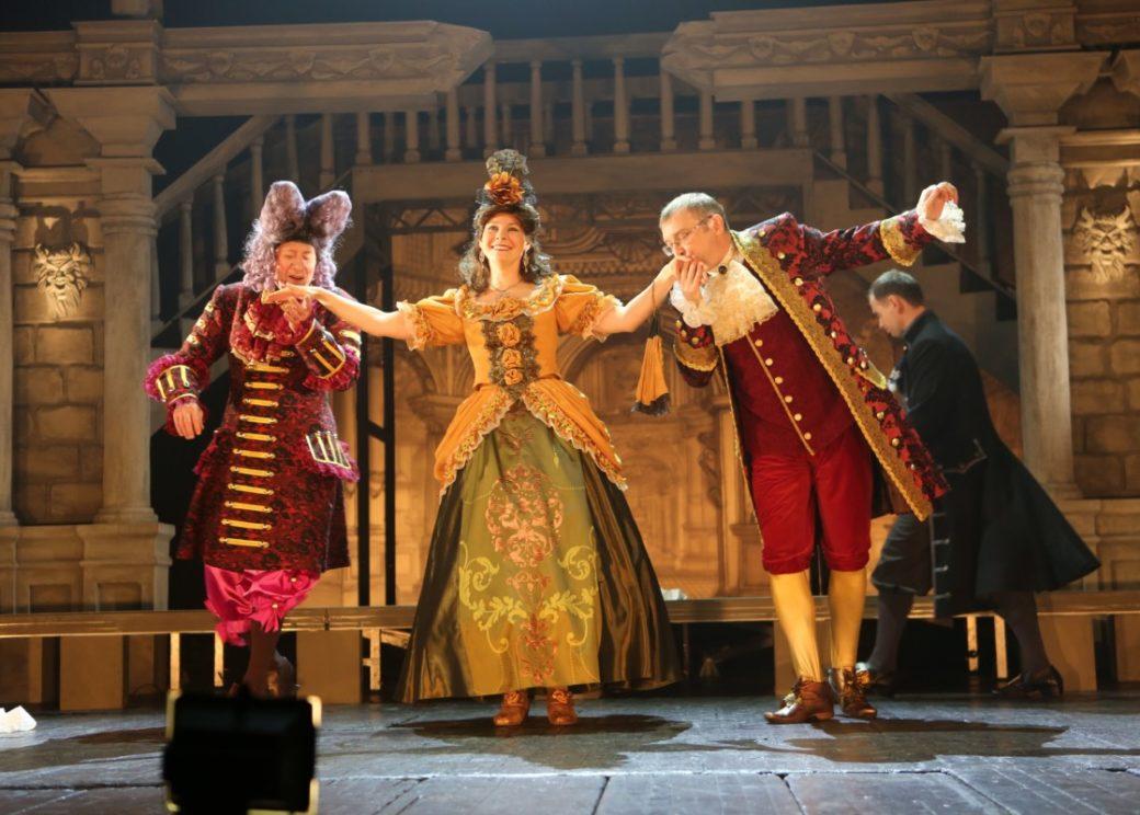 Норильскую «Мольериану» приняли и театр, и публика