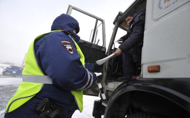 Норильских водителей в выходные проверят на трезвость