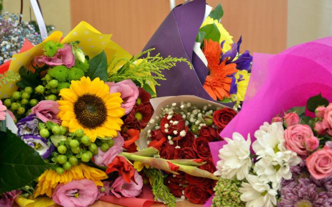 В Норильске к акции «Дети вместо цветов» присоединились целые классы