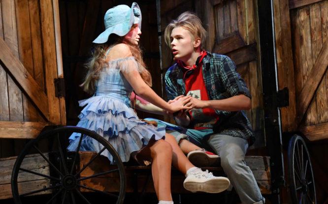 В Норильске прошли гастроли столичного театра юного актера