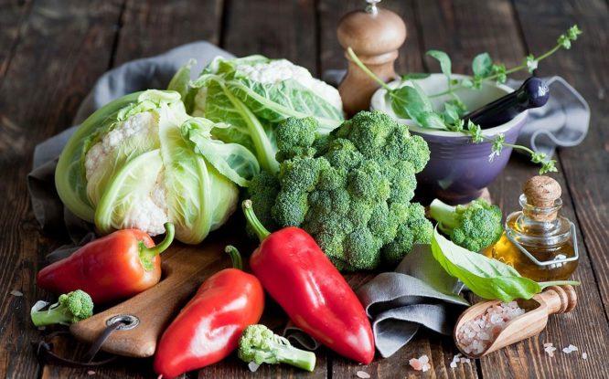Жители Красноярского края едят много картошки и мало свежих овощей