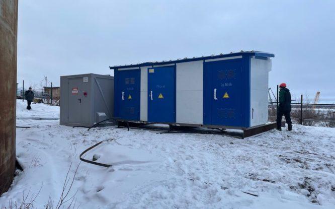 В Хатанге скоро заработает станция очистки воды