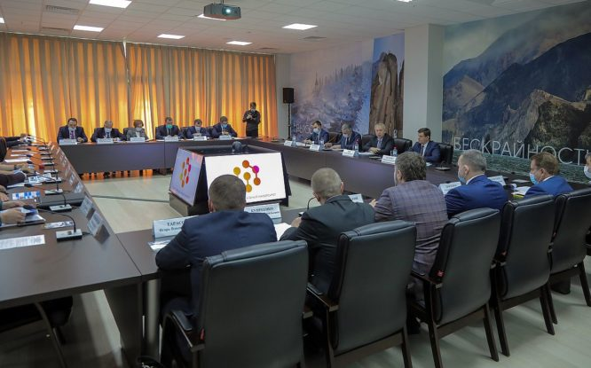 Комплексный план развития Норильска представили строителям края
