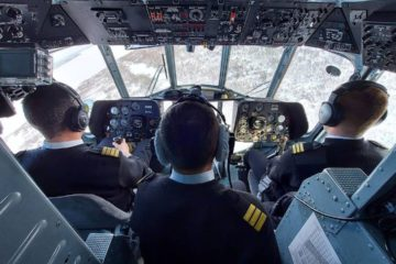 Учебный ледовый аэродром построят в Красноярском крае