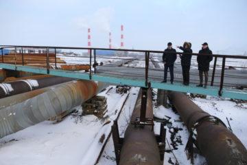 В Норильске завершили реконструкцию моста в районе улицы 50 лет Октября